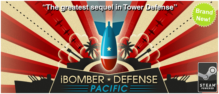 iBomber Defense Pacific Oynu