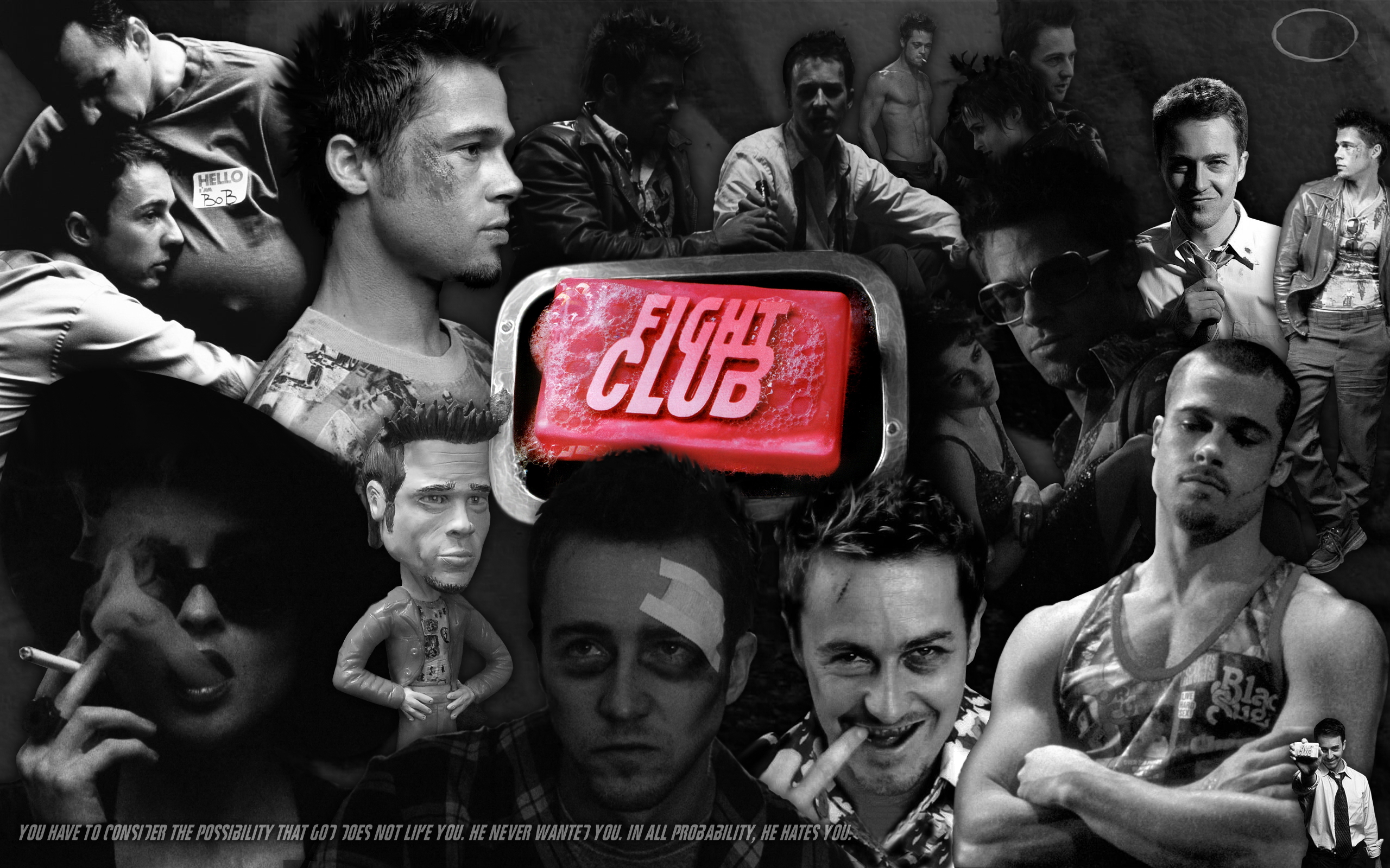 Fight Club - Dövüş Klübü Filmi