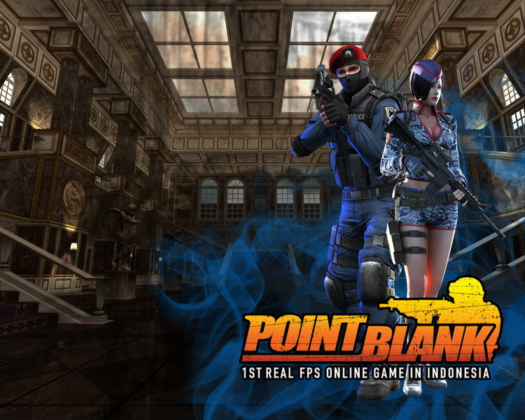 Point Blank Oyunu Afişi