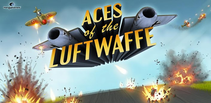 Android Aces of the Luftwaffe Oyunu