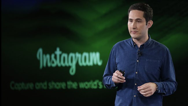 Kevin Systrom Instagram